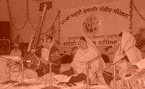 Indian Classical Gurbaani with teacher, Dr. Gursharan Kaur